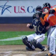 Miami Marlins MVP injured from Brewers fastball