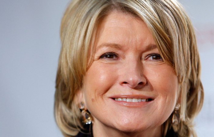 Martha Stewart Gets a Dental Bridge
