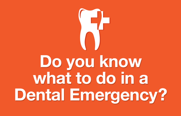 Do You Know What to Do in a Dental Emergency?