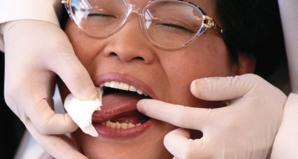 Ask A Dentist: Oral Cancer Awareness Month