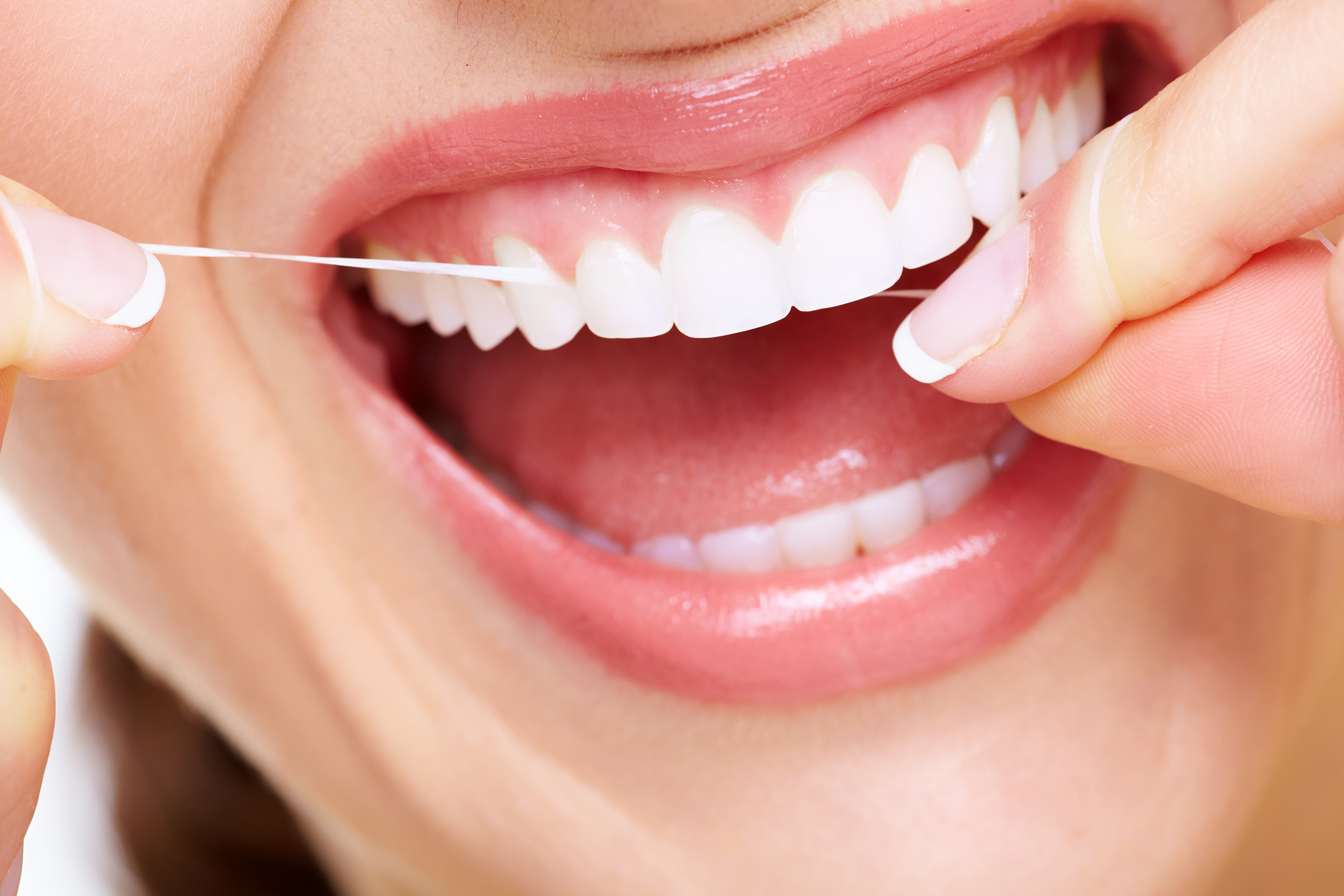 Make your dentist smile floss dentalplans blog for What is flossing