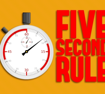 Forget The Five-Second Rule!