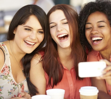More Selfies Equals Healthier Smiles?