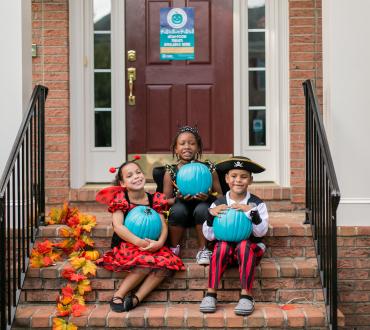 Tricks For Healthy Halloween Treats